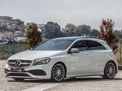 usado Mercedes A200 Full AMG Automatico