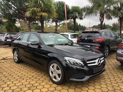 usado Mercedes C200 BLUETEC T 7G-TRONIC