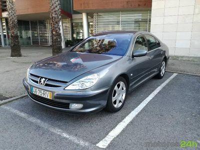 usado Peugeot 607 2.2 HDi Tiptronic