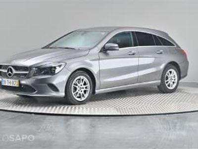 usado Mercedes CLA180 Classed, Diesel