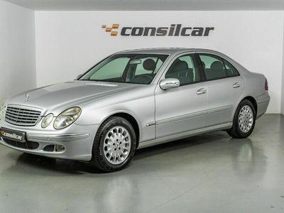 usado Mercedes E220 CDI Automático Avantgard Navi