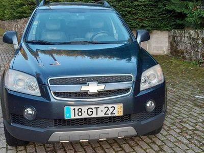 usado Chevrolet Captiva 2.0 VCDI 4 2 Seven