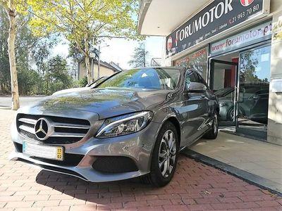 usado Mercedes C200 D Bluetec Avantgarde c/ GPS