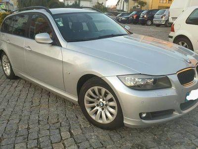 usado BMW 320 touring 177cv com GPS 2009 fula extras -