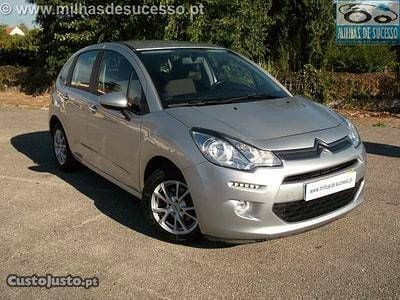 usado Citroën C3 1.6 HDI EXCLUSIVE