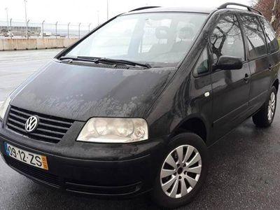 gebraucht VW Sharan 1.9 TDI 130cv