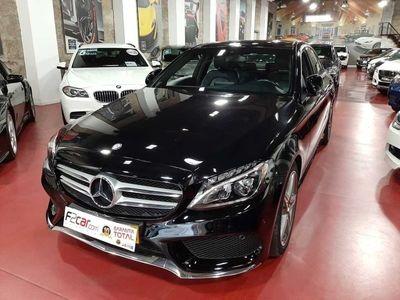 usado Mercedes C300 ClasseBlueTEC Hybrid AMG 7G-TRONIC (231cv) (4p)