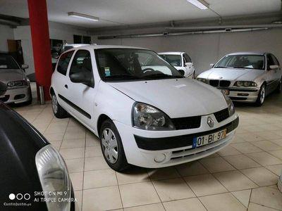 usado Renault Clio 1.5 dci 2006 van