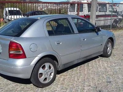 brugt Opel Astra Astra2.0 DTI
