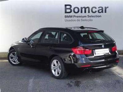 usado BMW 318 Série 3 d Touring Auto Line Sport
