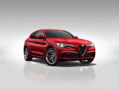 usado Alfa Romeo Stelvio Quadrifoglio 2.9 V6 BI-TURBO 510CV Viatura nova