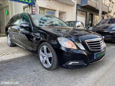 usado Mercedes E350 Avantgard