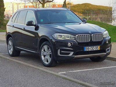 gebraucht BMW X5 3.0d 7lugares