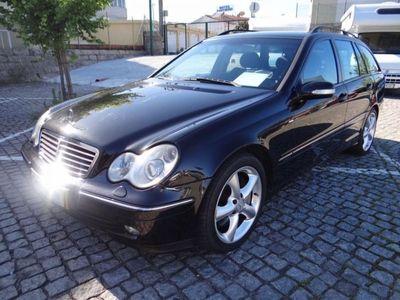 brugt Mercedes C220 CDi Avantgarde Aut. (150cv) (5p)
