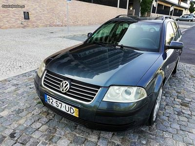 usado VW Passat 1.9TDi 130 Nacional