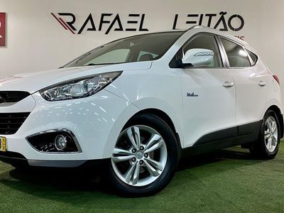 usado Hyundai ix35 1.7 CRDi