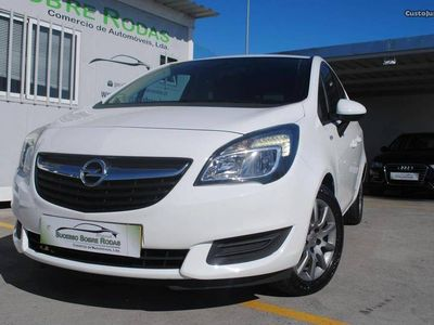 usado Opel Meriva 1.6 Tourer CDTI