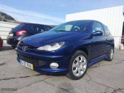 usado Peugeot 206 1.4l 75cv Gasolina