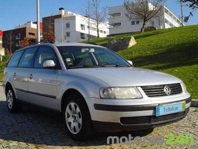 usado VW Passat ariant 1.9 TDI CONFORTLINE