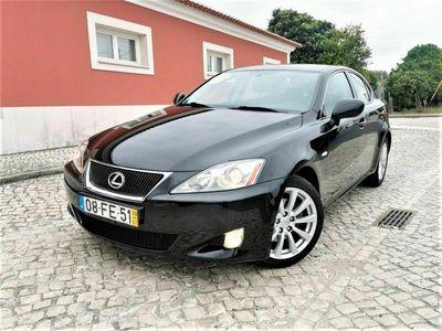 usado Lexus IS220d 2.2