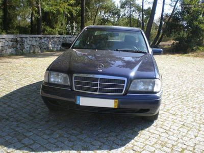 usado Mercedes C220 2200 cc 100cv