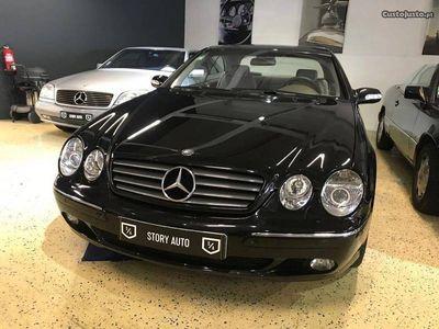 usado Mercedes CL500 Coupe