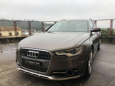 usado Audi A6 Allroad 3.0 TDI 245 CV S-LINE JLL 20/GPS/BI XENON