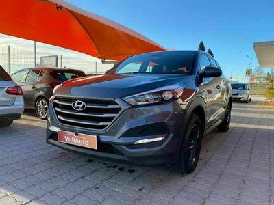 usado Hyundai Tucson 1.7 CRDI 116 Cv