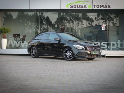 usado Mercedes CLA180 Shooting Brake d AMG