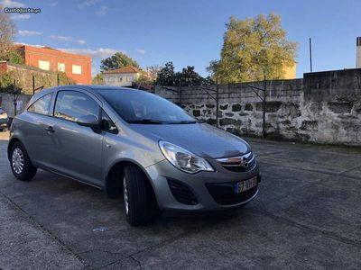 usado Opel Corsa D