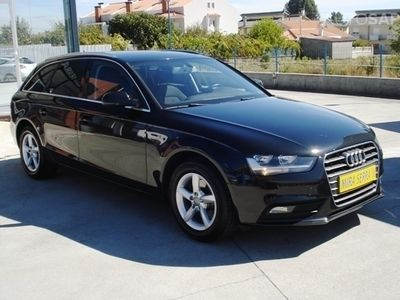 brugt Audi A4 Avant 2.0 Tdi B. Line Sport (150cv) (5p)