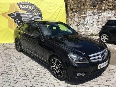 usado Mercedes C220 full extras