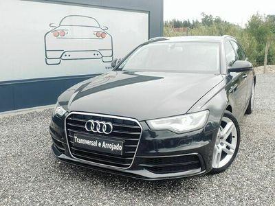 usado Audi A6 Avant S Line S tronic Nacional
