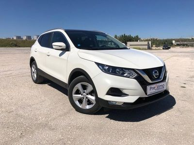 usado Nissan Qashqai 1.5 dCi N-Connecta Business GPS
