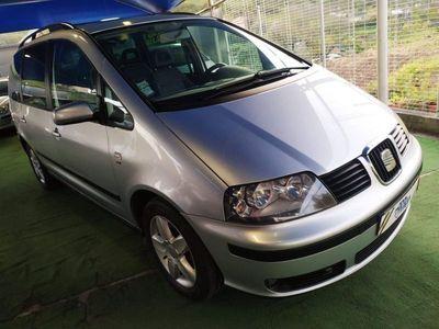 usado Seat Alhambra 2.o Drivers Edition (140cv)