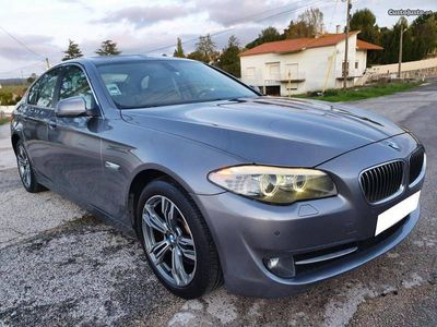 usado BMW 525 D SPORT JE18 M6 BOM
