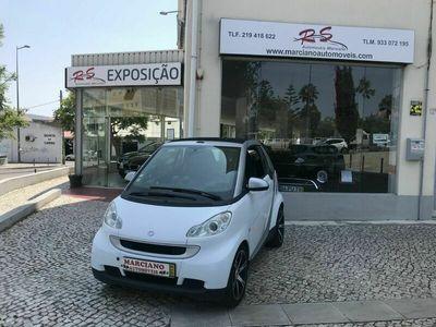 usado Smart ForTwo Cabrio CDI / AUTO