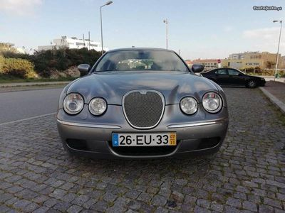 usado Jaguar S-Type 2.7D v6 Exclusive