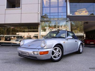 brugt Porsche 911 Carrera Cabriolet 964 2