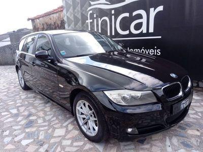 usado BMW 318 d Navigation Auto