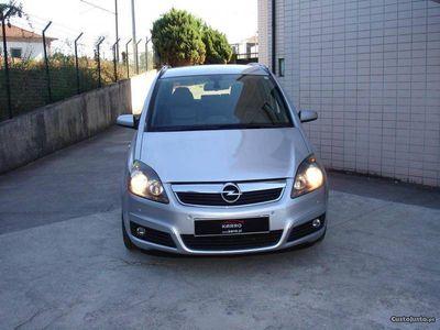 usado Opel Zafira 1.9 Cdti 7 Lugares