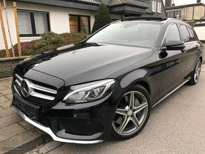 usado Mercedes C300 d hibrid