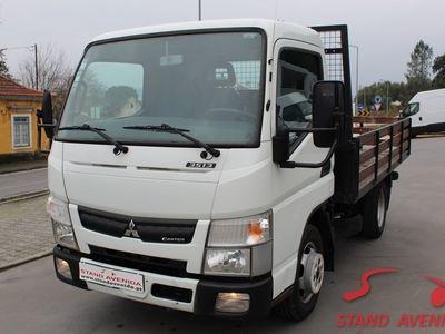 brugt Mitsubishi Canter FUSO 3S13 CAB/SIMPLES // 2014 // CURTA