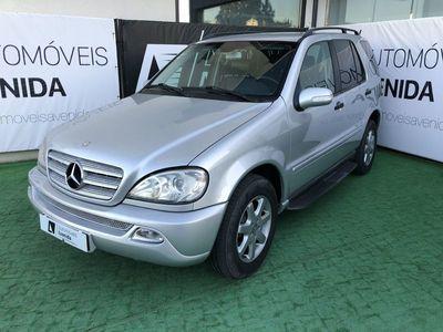 usado Mercedes ML270 inspiration