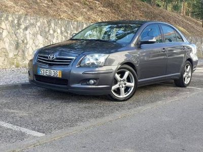 used Toyota Avensis 2.2D-CAT 177CV