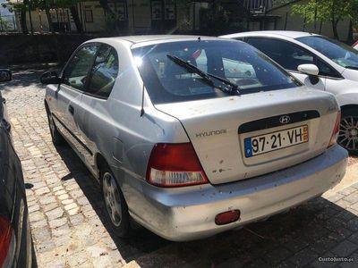 gebraucht Hyundai Accent Carrinha 2 lugares