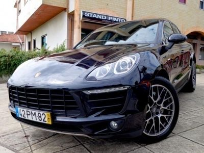 gebraucht Porsche Macan S
