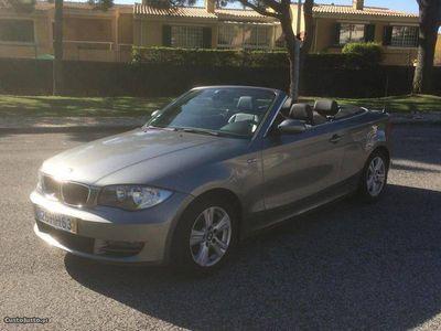 gebraucht BMW 120 Cabriolet 120 d 177cv