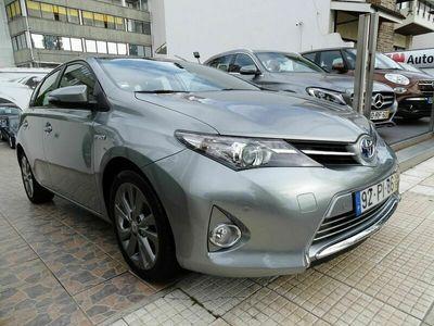 usado Toyota Auris 1.8 HSD SPORT NACIONAL 1 DONO