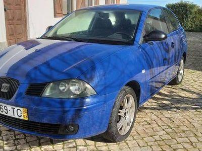 usado Seat Ibiza 1.4 100cv
